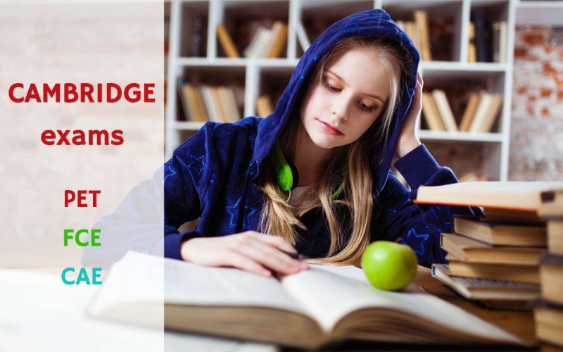 CAMBRIDGE EXAM PREPARATION COURSE